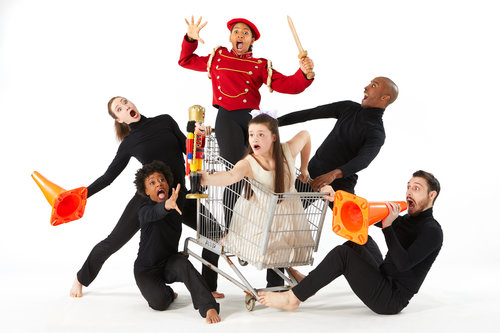 A file photo of Nimbus Danceworks' Jersey City Nutcracker.